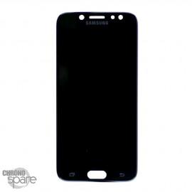 Ecran LCD + Vitre Tactile Noir Samsung Galaxy J7 2017 J730F (officiel) GH97-20736A