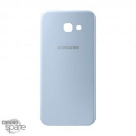Vitre arrière bleu Samsung A5 2017 A520F