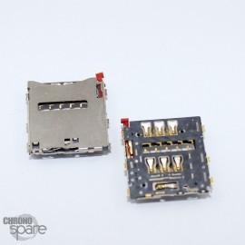 Lecteur carte SIM Sony Xperia Z1 compact D5503