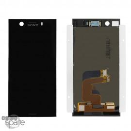 Ecran LCD + vitre tactile Noir Sony Xperia XZ1 Compact (officiel)