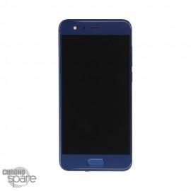 Ecran LCD + Vitre Tactile Honor 9 bleu