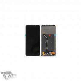 LCD + vitre tactile noire Xiaomi Redmi Note 5