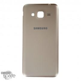Vitre arrière Or (officiel) Samsung Galaxy J3 2016 J320F