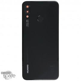 Vitre arrière Huawei P20 Lite Noir (officiel)
