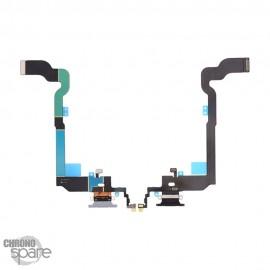 Nappe Connecteur de Charge Blanc iPhone XS