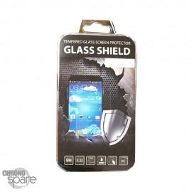 Vitre de protection en verre trempé IPhone XR avec Boîte (PREMIUM)