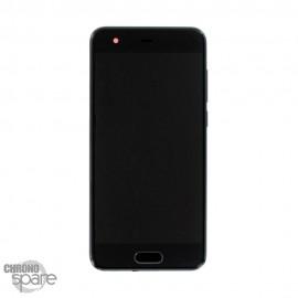 Ecran LCD + Vitre tactile noire Honor 9 (officiel)