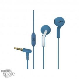 Écouteurs WK WE390 - Bleu