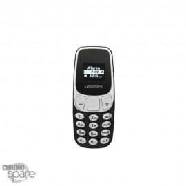 Mini Téléphone Débloqué à Quadri-Bande L8STAR BM10 Bleu